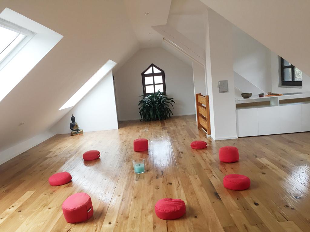 Spirituelle Begegnungsstätte Casa Smi Eifel - Seminarraum
