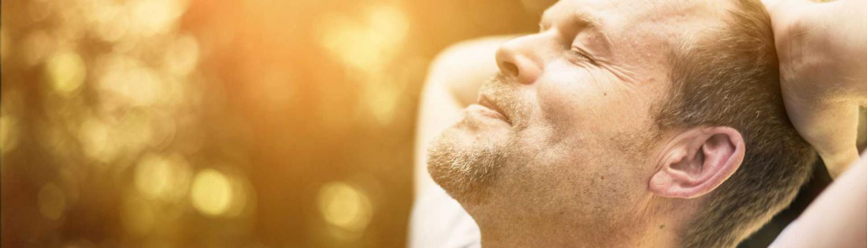 Seminar Eifel Spiritualität für den Mann - enstpannter Mann