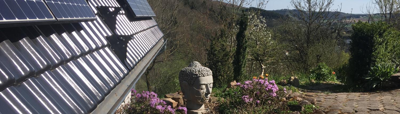 Ly-Haus - kleine Oase in der Natur